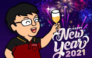 2021 Happy New Year!