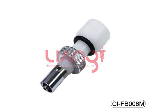 牙膏膠轉接頭 (金屬) CI-FB006M