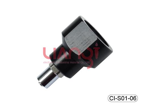矽膠轉接頭 CI-S01-06