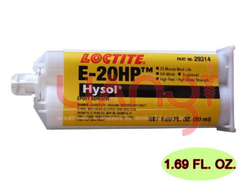 雙液型環氧樹脂接著劑 E-20HP 50ml