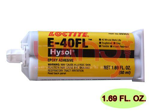 雙液型環氧樹脂接著劑 E-40FL 50ml
