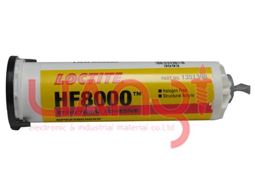 結構性接著劑 HF8000 50ml Loctite