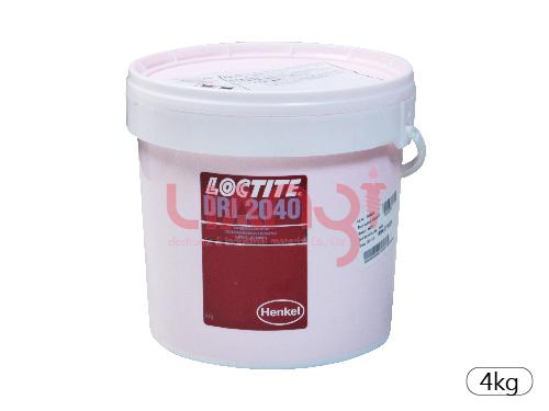 預塗式螺絲固定劑 2040 4kg Loctite