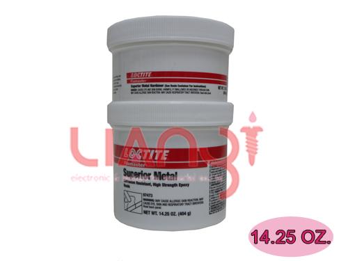 超級金屬修補劑 1lb Loctite