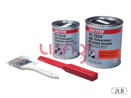 高溫塗刷陶瓷防護劑 PC 7234 2LB Loctite