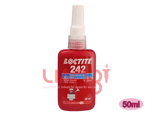 螺絲固定劑 242 50ml Loctite