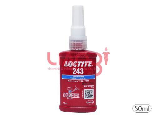 螺絲固定劑 243 50ml Loctite