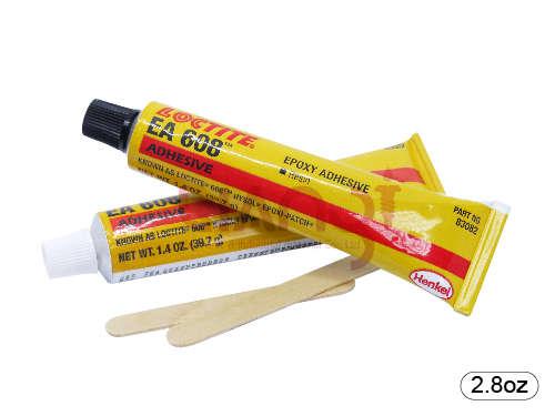 雙液型環氧樹脂接著劑 608 2.8oz