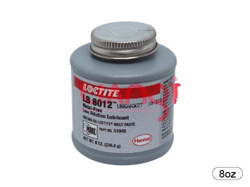 防卡潤滑劑 LB 8012 8oz Loctite