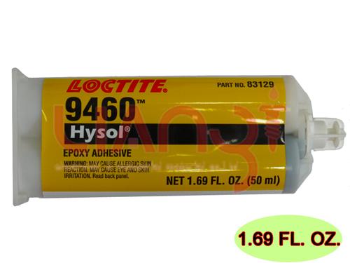 雙液型環氧樹脂接著劑 9460 50ml Loctite