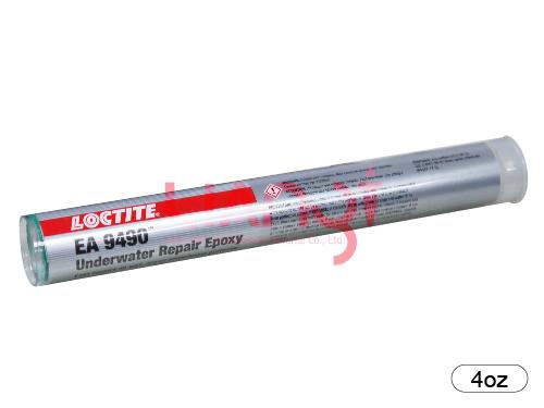 水中環氧樹脂修補劑 EA 9490 4oz Loctite